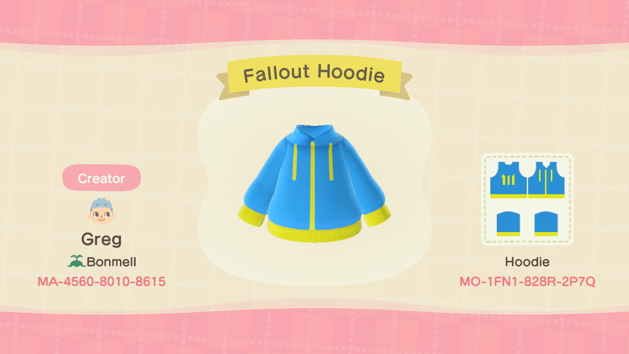 Fallout Vault 111 - Animal Crossing: New Horizons Custom Design