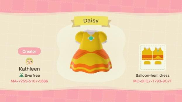 Daisy - Animal Crossing: New Horizons Custom Design