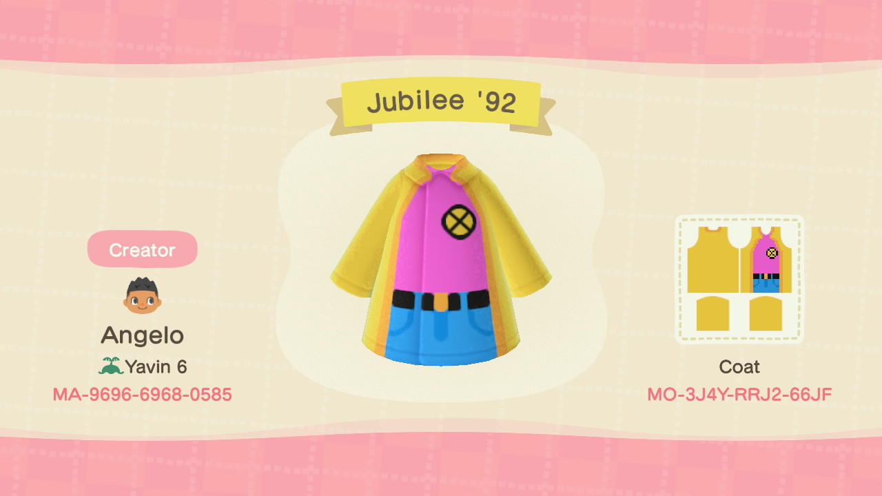 Jubilee '92 - Animal Crossing: New Horizons Custom Design