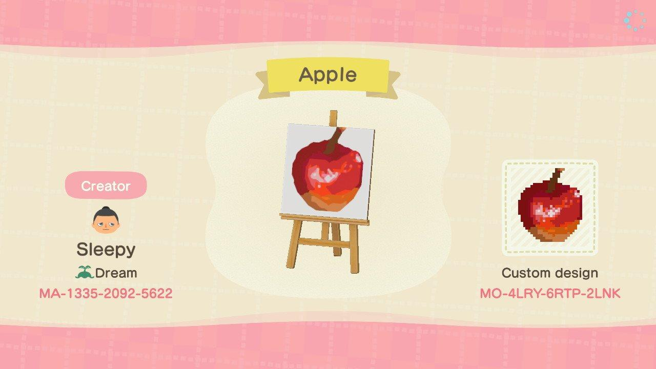 Apple - Animal Crossing: New Horizons Custom Design