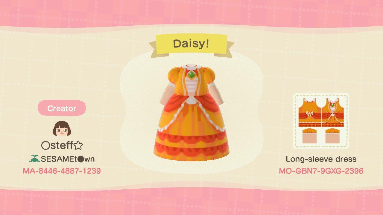 Daisy! - Animal Crossing: New Horizons Custom Design
