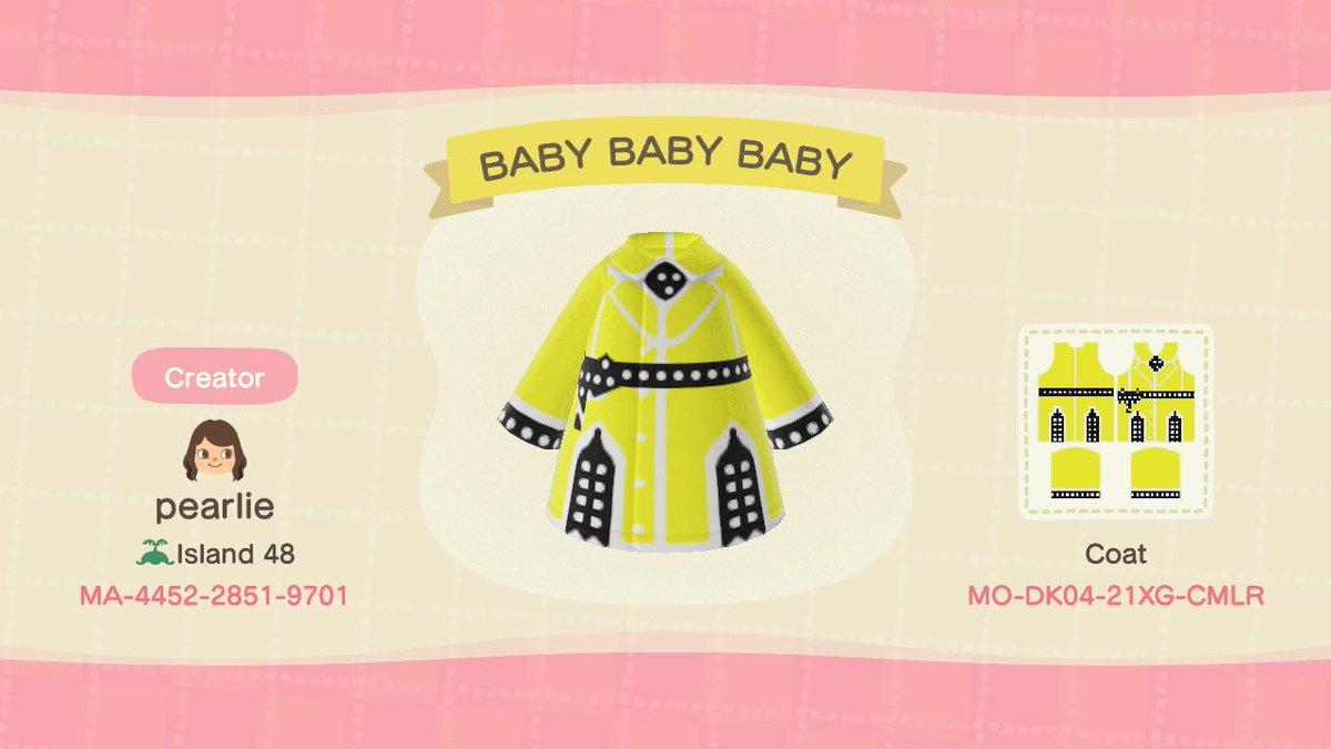 BabyBabyBaby - AKB48 - Animal Crossing: New Horizons Custom Design