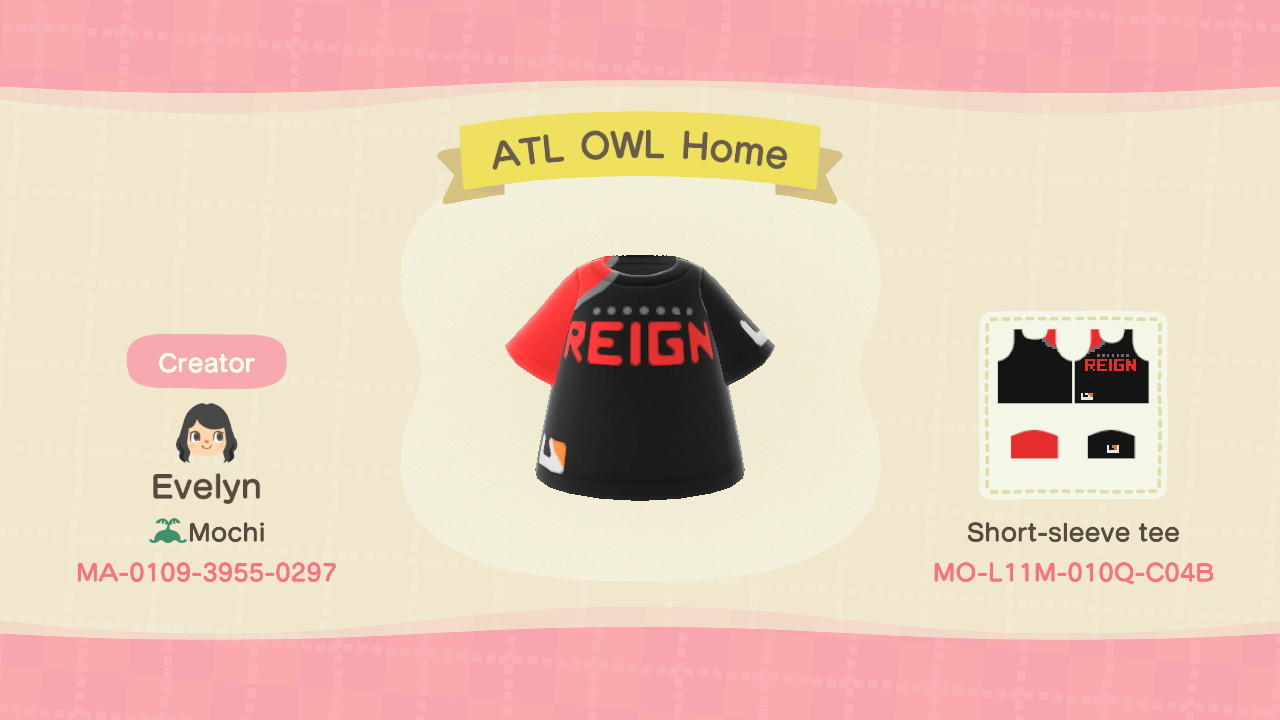 ATL OWL Home - Animal Crossing: New Horizons Custom Design