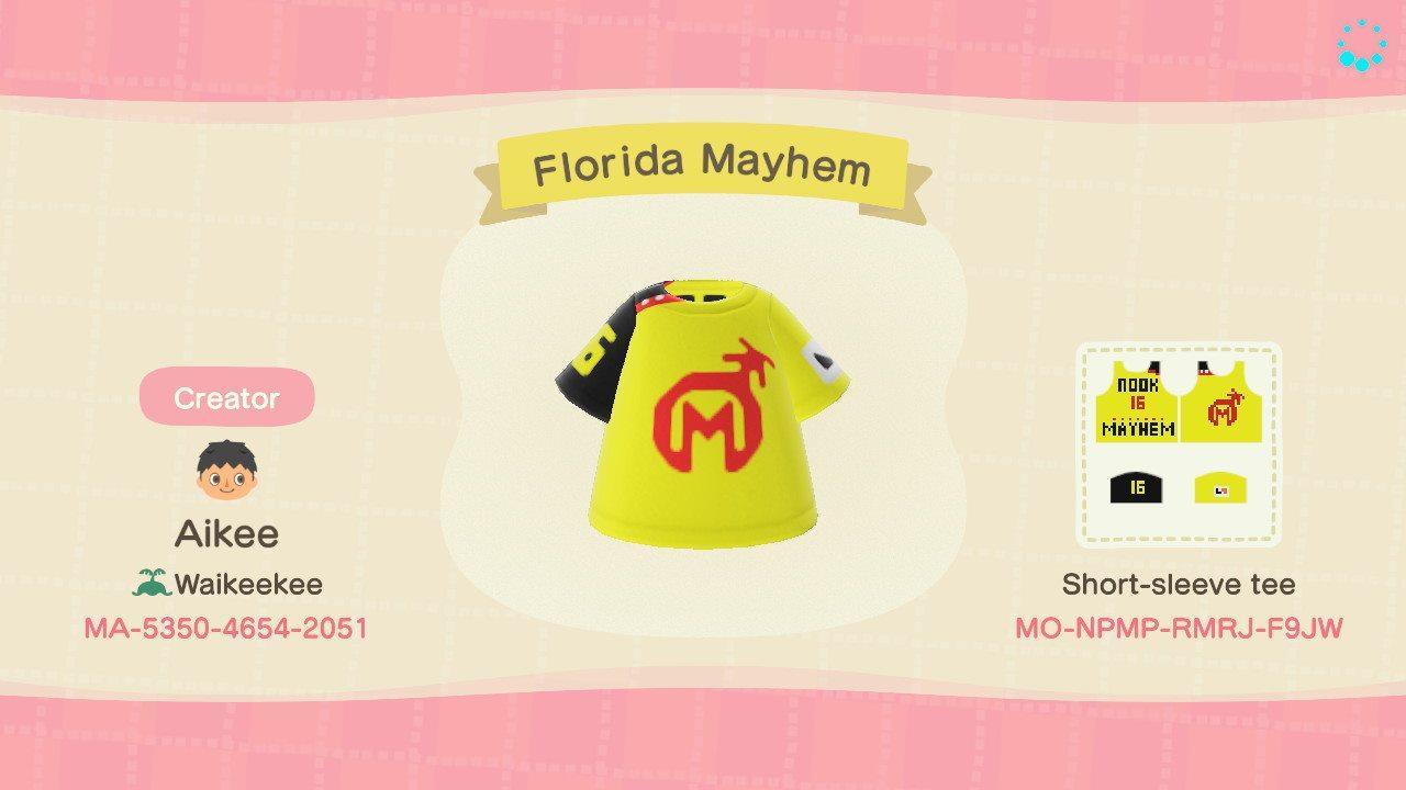 Florida Mayhem