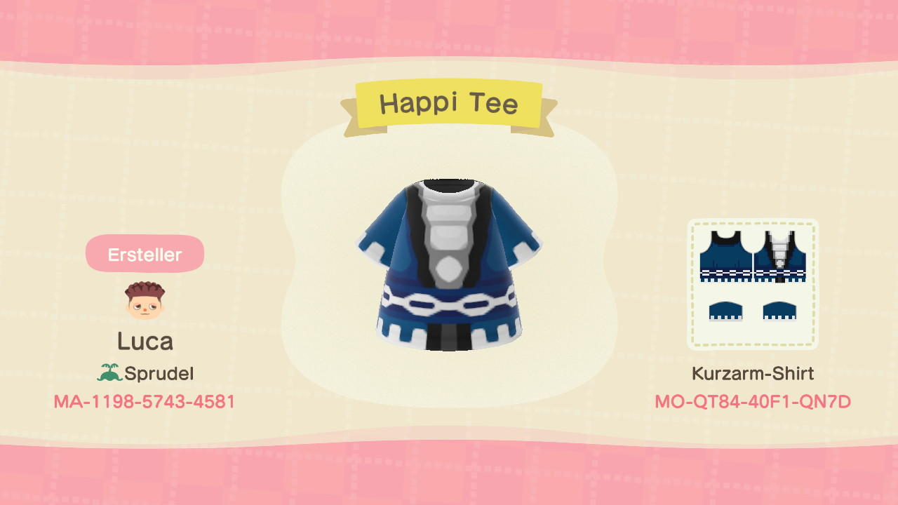 Happi Tee - Animal Crossing: New Horizons Custom Design