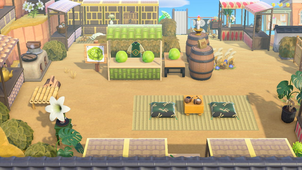 Animal Crossing Dream Address Island Preview