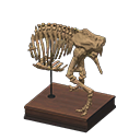 T. rex torso - Animal Crossing Item For Sale