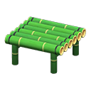Bamboo Stool - Animal Crossing: New Horizons