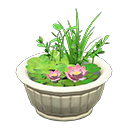 Floating-biotope Planter - Animal Crossing: New Horizons