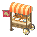 Fortune-cookie Cart - Animal Crossing: New Horizons