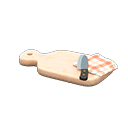 Cutting Board - Animal Crossing: New Horizons