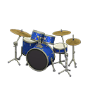Drum Set - Animal Crossing: New Horizons