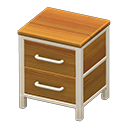 Ironwood Dresser - Animal Crossing: New Horizons