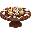 Imperial Dining Table - Animal Crossing: New Horizons