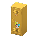 Upright Locker - Animal Crossing: New Horizons