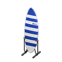 Surfboard - Animal Crossing: New Horizons