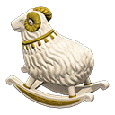 Aries Rocking Chair - Animal Crossing: New Horizons