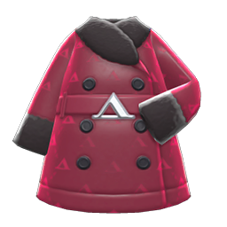 Labelle Coat - Animal Crossing: New Horizons